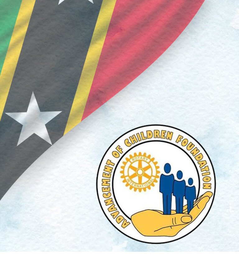 Statement By The Rotary Clubs on St. Kitts & Nevis And The Board Of The Advancement Of Children Foundation