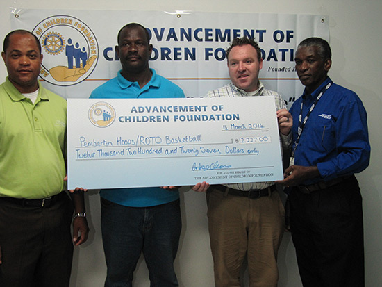 ACF Funds Local Basketball Project
